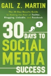 30 Days to Social Media Success - Book Cover